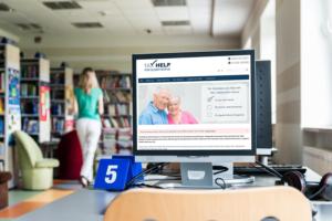 Tax Volunteers Website